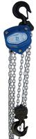 Tralift Manual Chain Block Silver Chain | 2,000 Kg WLL