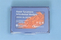 KERR INTERDENTAL WEDGES ASSORTED X 100