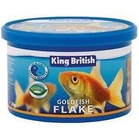 King British Goldfish Flake 55g x 6