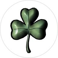 Ireland - Shamrock (25mm Centre)