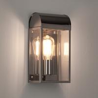 NEWBURY EXTERIOR WALL LIGHT POLISHED NICKEL   LV1702.0128