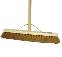 "PLATFORM BRUSH 24"" WITH STAYS (Soft Bristle)"