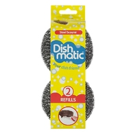 Dishmatic Steel Scourer refill
