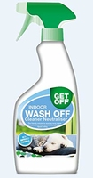 Get Off Indoor Wash Off Cleaner Neutraliser Spray 500ml x 1