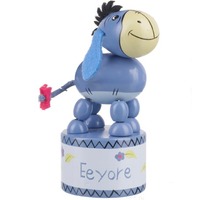 Eeyore Push Up toy