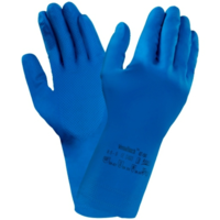 87-195 Econohands Household Gloves Blue