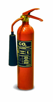 CO2 Fire Extinguisher 2 kg