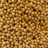 57294- SOFT PEARLS - GOLD 1KG