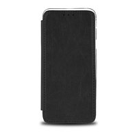 FOLIO1346 Samsung J6 Plus Black Folio