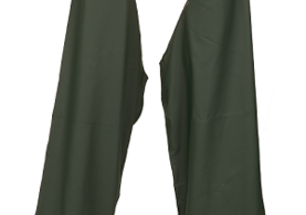LR1255 MICROFLEX WATERPROOF LEGGINGS GREEN (PAIR)