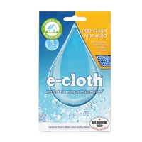 E-Cloth Deep Clean Mop Head (Damp Mop)