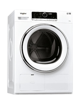 Whirlpool Omnia AWZ10HP 10Kg Commercial Condenser Dryer - Heat Pump