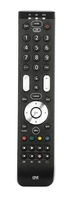 One For All Essence 3 in 1 remote Control for TV, Satellite & DVD