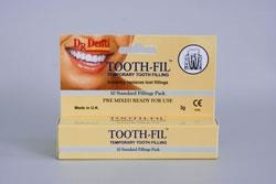 TOOTH FILLING TEMPORARY(PK 6)