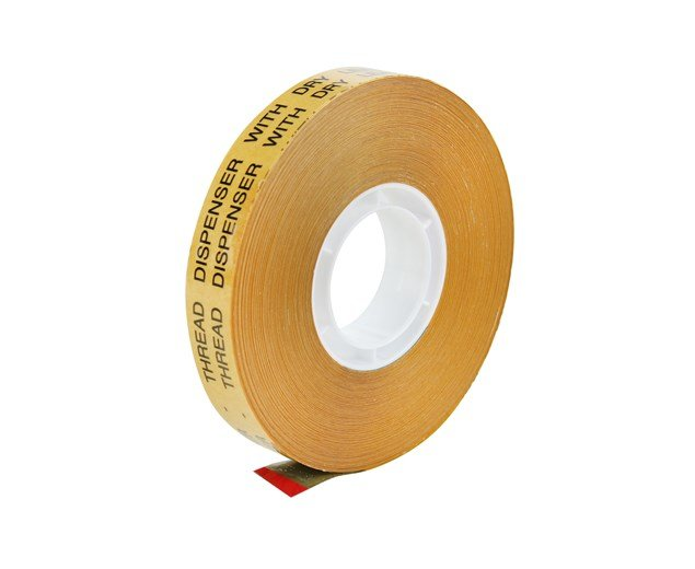 ATG Tape Double Sided 12mm (33 Metre Roll)