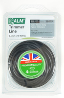 ALM Round Trimmer Line (15m x 3.5mm) For Extra H/D Trimmers - SL019