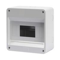 Gewiss 8 MOD Surface IP40 Enclosure No Door