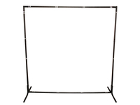 Superpro Curtain Frame 6'x 4'