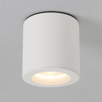 Kos Round Surface Downlight White | LV1702.0042