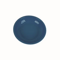 Plastic 20cm Deep Bowl Blue