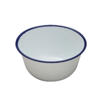 Falcon 14cm Pudding Bowl, white