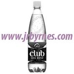 850 Club Soda Water x12