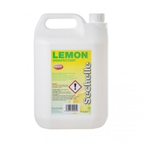 Disinfectant (Lemon)-Sechelle-(4x5lt)