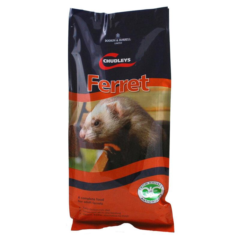 Chudleys Ferret Food 15kg