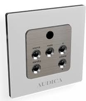 Audica Pro WMR Wall Mount Remote MicroZone