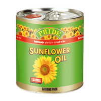 Sunflower Oil (Pride) Drum15Ltr
