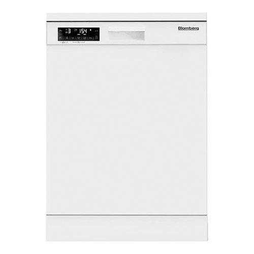 Bloomberg 8 Programme Turbo Fan Dishwasher - 14 Place (White)