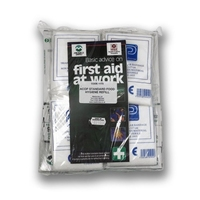 British Standard Catering First Aid Kit Refill Medium