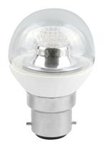 Bell 05187 LED 4W Golf Dim BC Clear 2700K