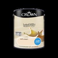 Crown Matt Soft Cream 5LT