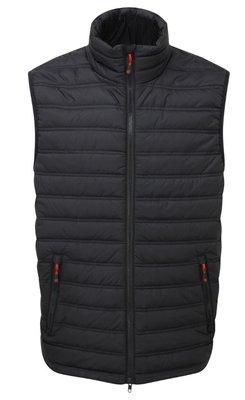"TuffStuff Elite Ribbed Bodywarmer Black X Large (48-50"")"