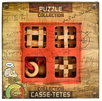 Extreme Wooden Puzzle Collection