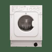 Indesit IWDE126 1200 Spin Integrated Washer Dryer - 6kg Wash / 5kg Dryer