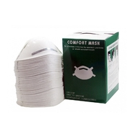 Disposable Cup Mask (Box 50) (WT1033)