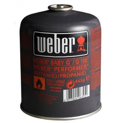 Weber® Disposable Gas Canister