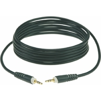 Klotz AS-MM lightweight stereo mini jack cable