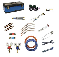Cutting & Welding Kit, Accs.  w/ Hoses & Case