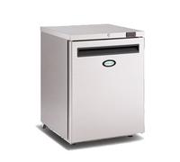 Freezer Under Counter S/S 605x640x830mm