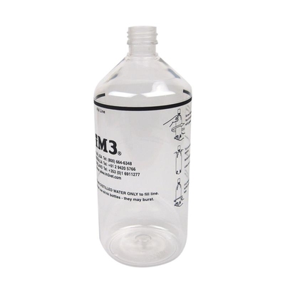 Coolant Supply Bottle for iM3 Dental Unit 1.25L Clear
