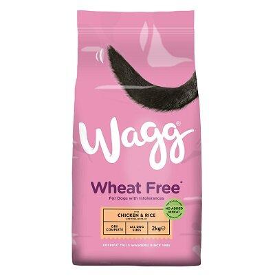 Wagg Wheat Free Dog Food 2kg