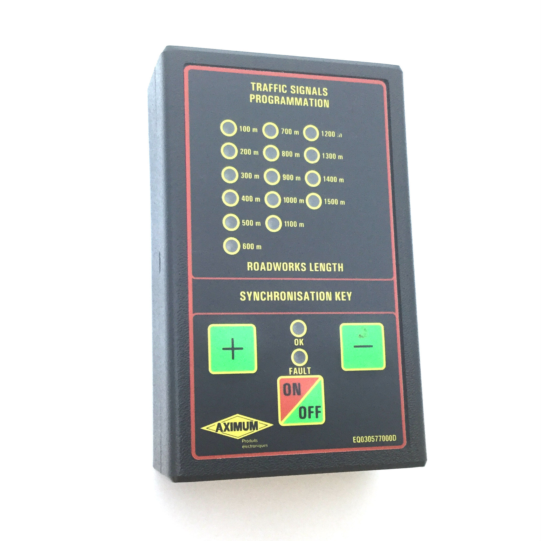 2 Way Module - Traffic Programming Key t/s Diabolux Traffic Lights