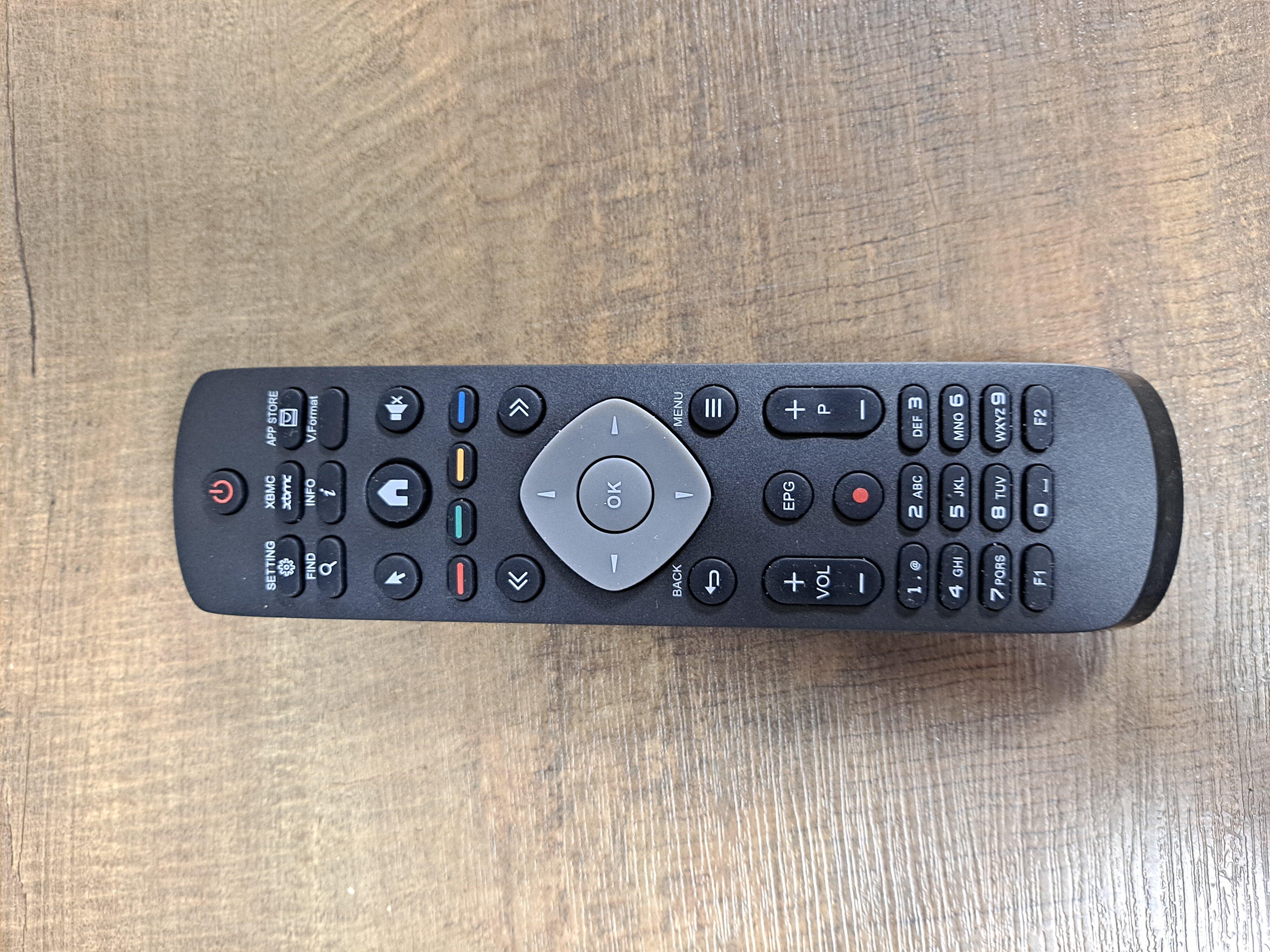 Amiko A3 Combo remote