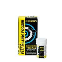 Strikeback Flea Killing Fogger Twin-Pack x 1