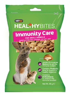 VETIQ Healthy Bites Small Animal Immunity-Care 30g x 1