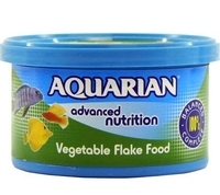 Aquarian Herbivore Flakes 25g x 12