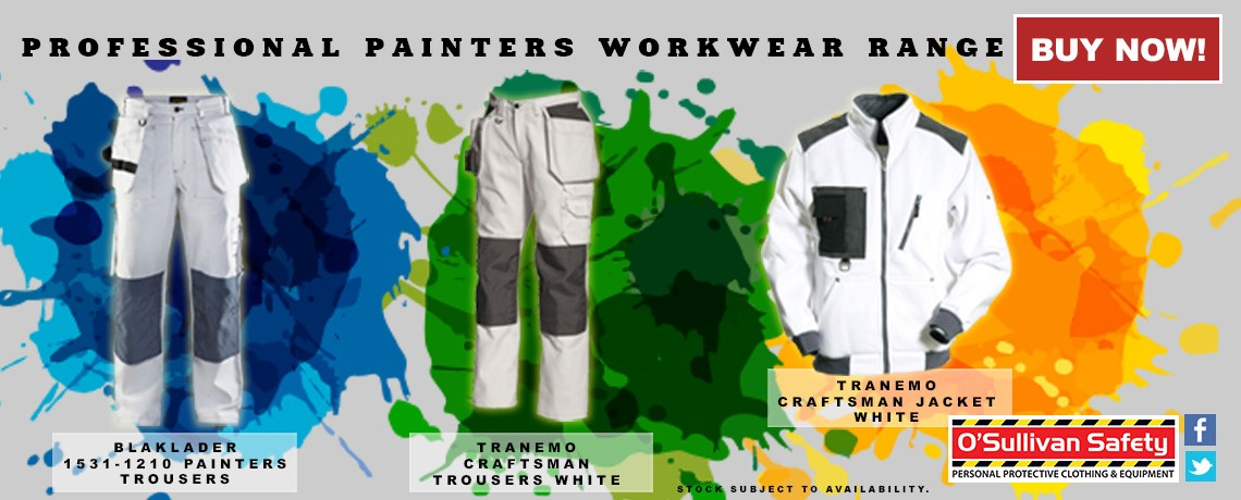 Painter and Decorator Workwear Banner